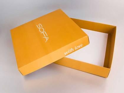 Sofa design - kutija - 2