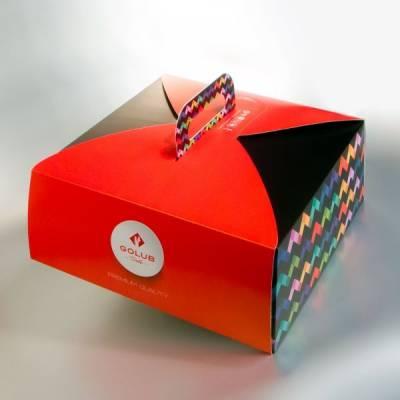 """Velika kutija za torte """"Golub"""""""