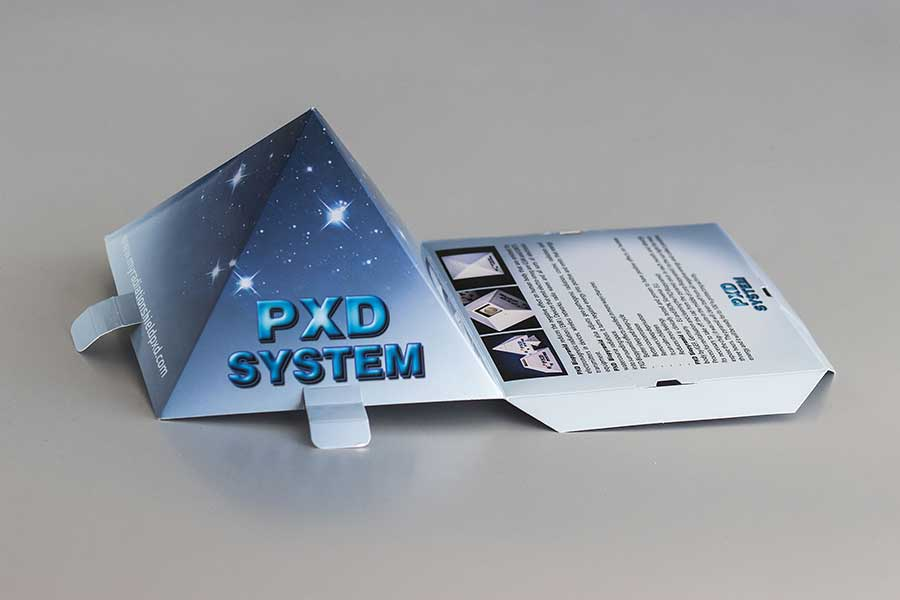 """Piramida kutije """"PXD Sistem"""""""
