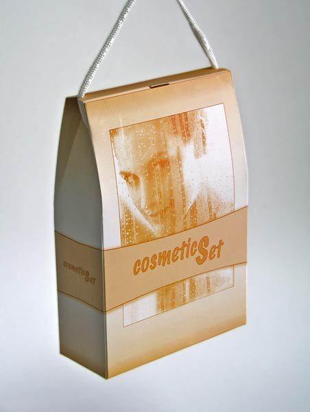 """Kutija sa ručkom """"Bar Kod"""" / Crna Gora"""