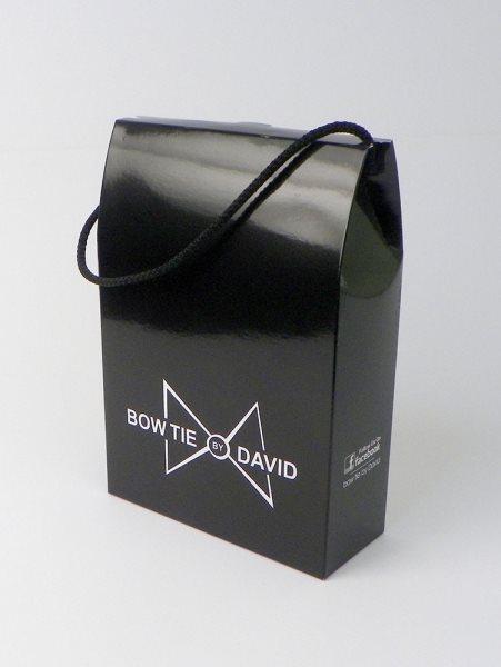 "Kutija sa ručkom za leptir mašne ""Bow Tie by David"", Podgorica (Crna Gora)"