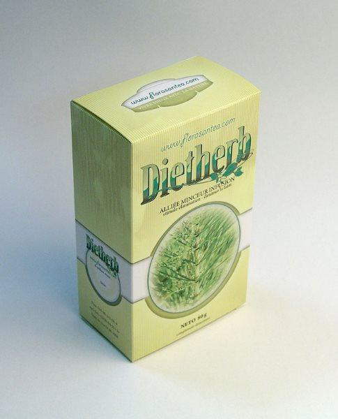 kutije za čajeve diet