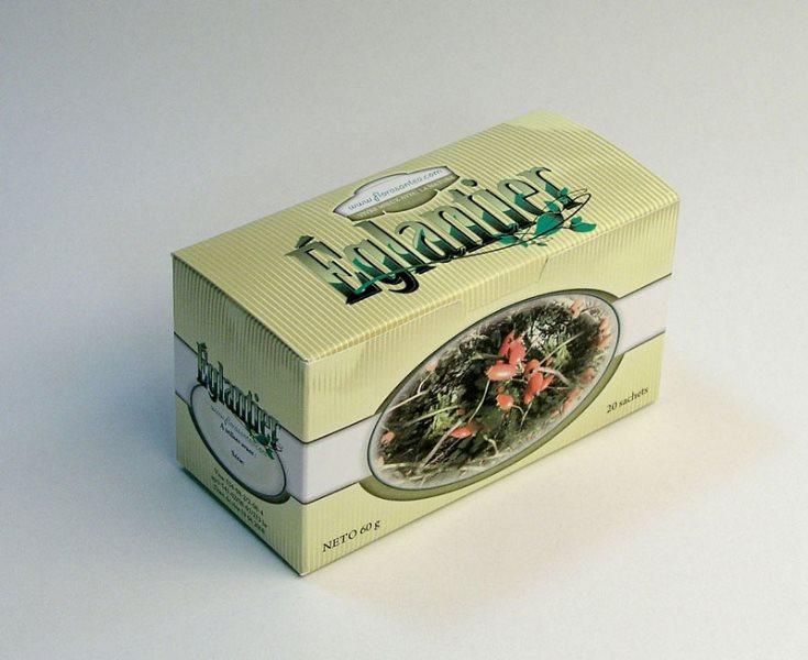 kutije za čajeve eglantier (u filter vrećicama)