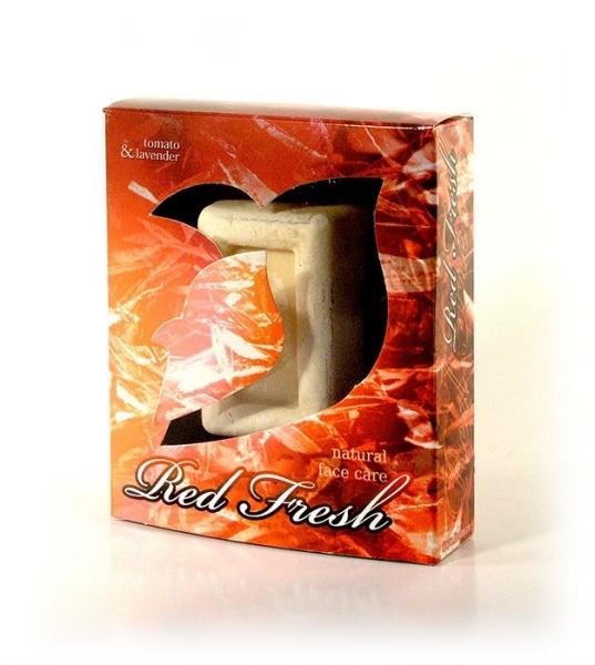 Kutija za sapun red fresh / linum čonoplja