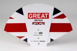 Sklopiva lepeza /  Velika Britanja (ambasada u Srbiji)