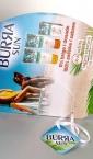 burra sun / reklamna lepeza