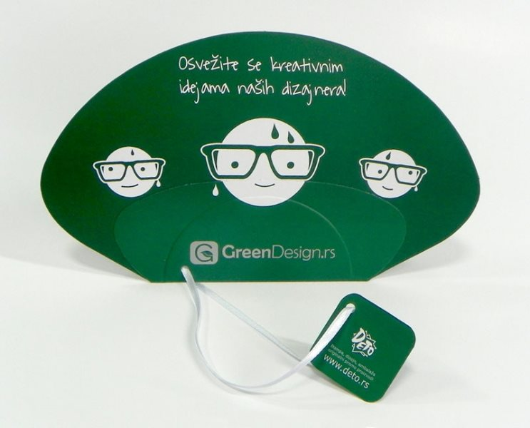 Lepeza (GreenDesign strana)