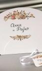 Ana+rajko / svadbena lepeza