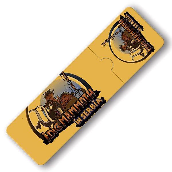 """Magnetni bookmark, """"Viminacium"""""""
