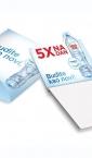 magnetni blok za frižider, Aqua Viva