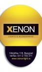 Magnetni stiker, Xenon
