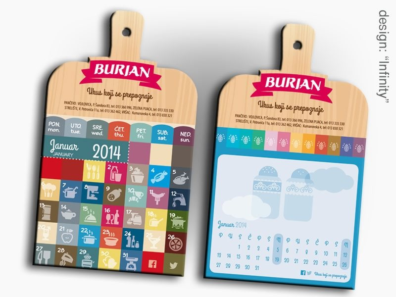 magnet, Burjan