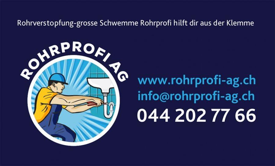 magnet, Rohrprofi AG, Švajcarska