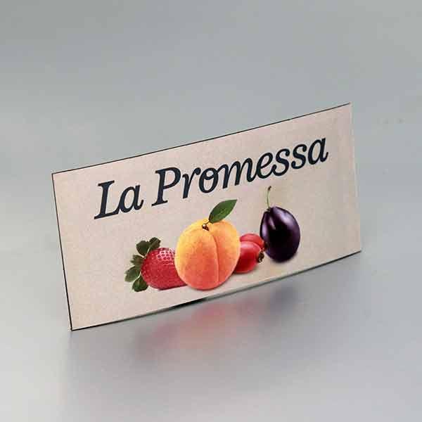 Magnetni stikeri / La Promessa
