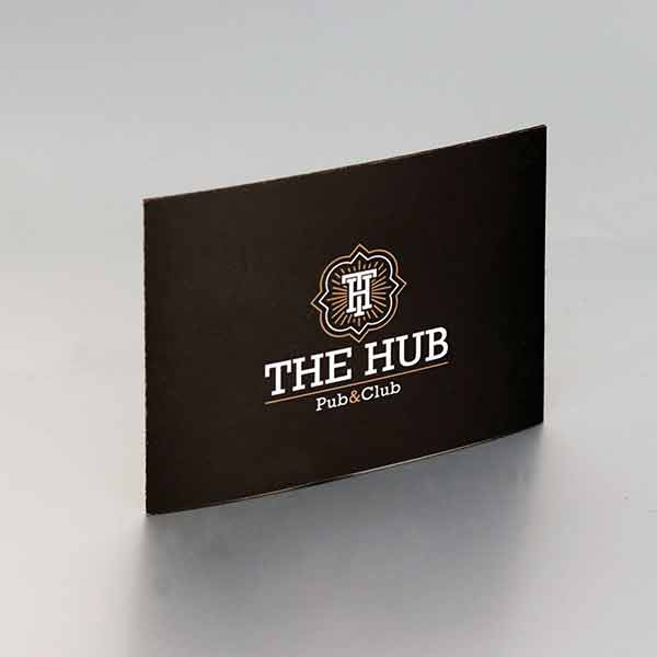 Magnetni stiker / The Hub
