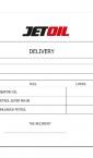otpremnice delivery / obrasci