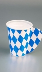 """Papirne čaše (omoti za standardne PE čaše) - """"Bavaria"""" - sa otvorenom i zatvorenom ručkom"""