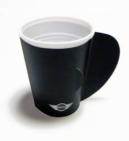 """čaše (omoti za standardne PE čaše) - """"Mini"""" - sa sklopljenom ručkom, poleđina"""