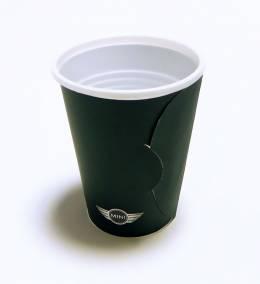 """čaše (omoti za standardne PE čaše) - """"Mini 2"""" - sa sklopljenom ručkom, poleđina"""