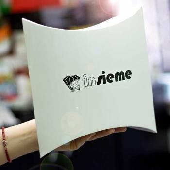 Pillow box - kutija za nakit, dimenzija 213 x 165 mm (model L4) / Insieme
