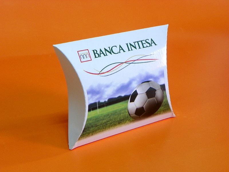 pillow box Banca Intesa / kutijica za nakit