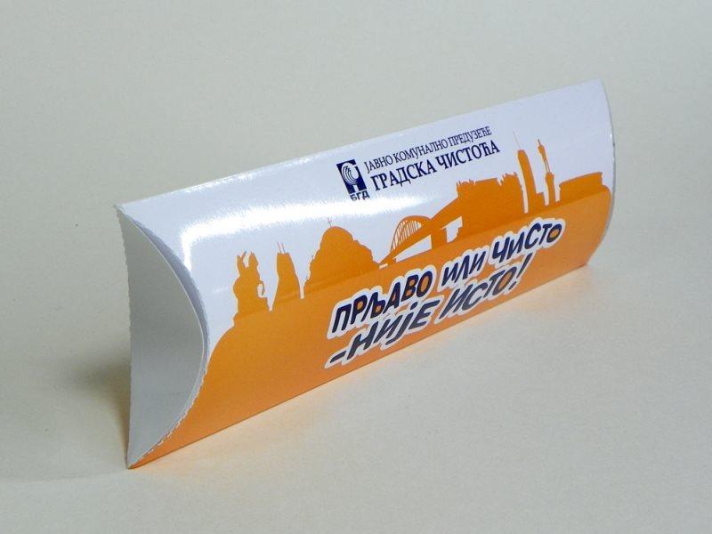 pillow-box - gradska čistoća