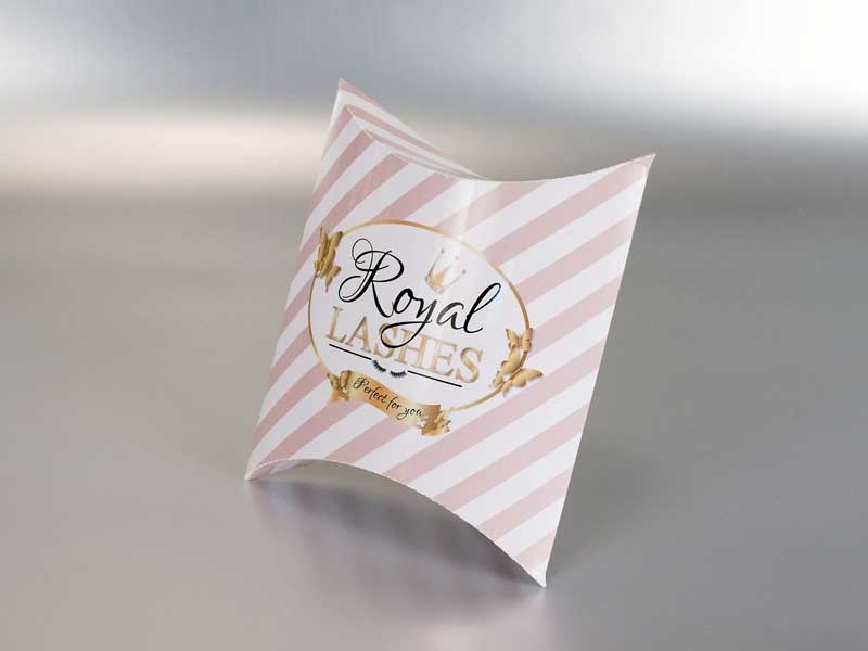 Pillow box M3 - Royal Lashes