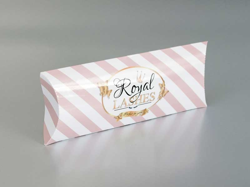 Pillow box S2 - Royal Lashes