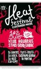 Plakat Heath festival