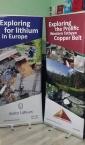 roll-up (digital print)  80x200cm - Jadar Lithium / Raiden resources  (Australia)