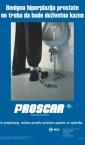 """plakat """"Proscar"""" (MSD)"""