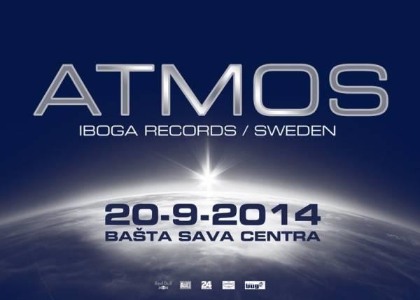 "Plakat za baštu Sava Centra ""Atmos"""