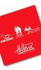 """podmetači / kvadratni - """"Helenic Coca Cola Company"""""""