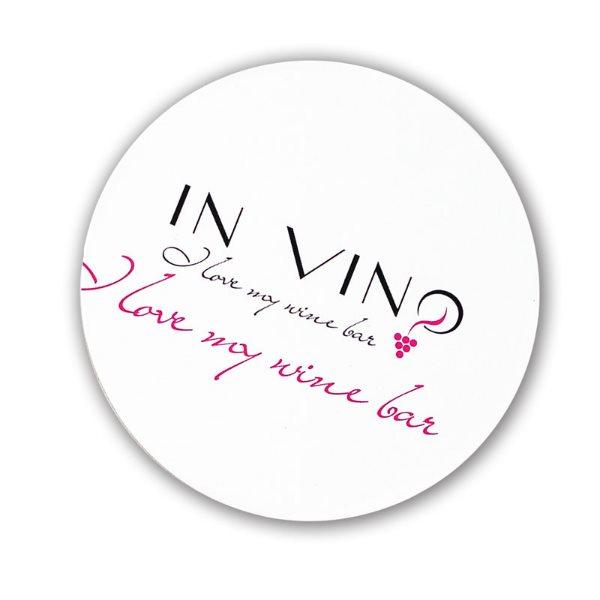 podmetaci in vino / okrugli