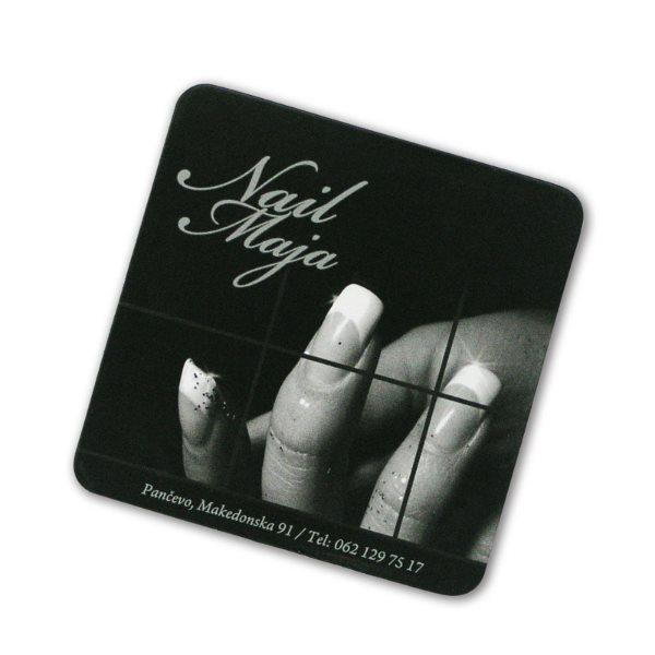 podmetac nails / kvadratni