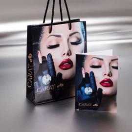 Zlatara Carat / luksuzne kese + garancije (sertifikati)