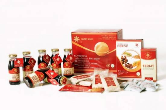 nutribios - rešenje kompleksne ambalaže