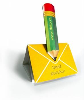 kartonska olovka