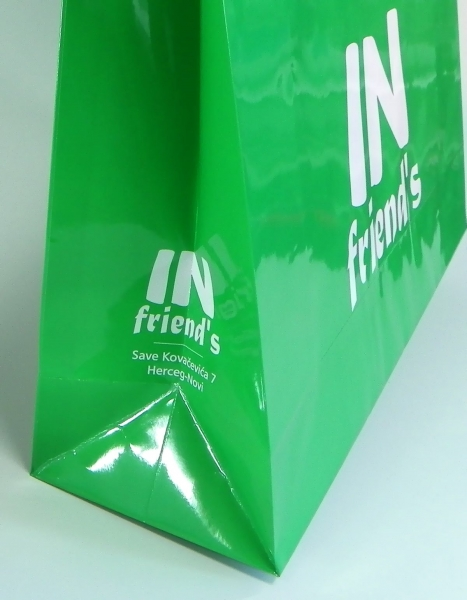 Kesa In Friends, Herceg Novi , Crna Gora / dimenzije 420 x 380 x 120 mm (detalj)