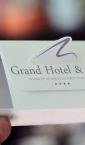 Prototip kutijica za praline (hotelski kompliment box) / Grand Hotel & Spa -2