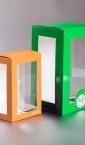 Kutije sa tri prozora od juvidura (u dve dimenzije) /  Sofa + Domidolls