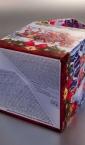 "Berezka West (ruska čokolada) - poklon paketići (kutija ""Kućica"", 640gr)"