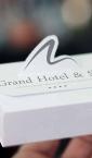 Prototip kutijica za praline (hotelski kompliment box) / Grand Hotel & Spa -1
