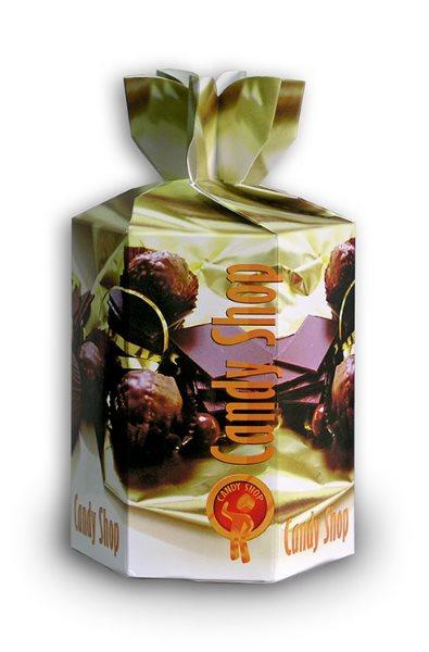 Šestougaone kutije za slatkiše / Candy Shop / Crna Gora