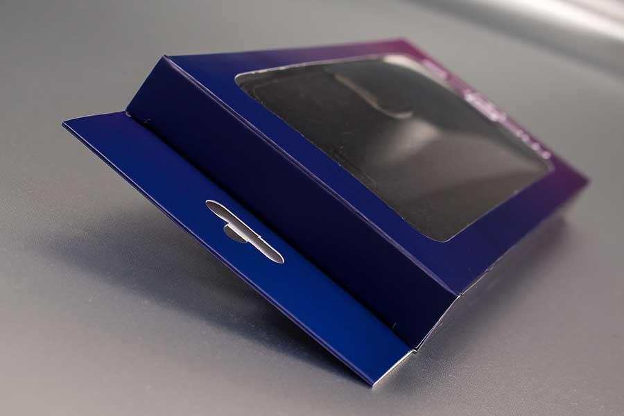 """Mobile """"A"""" / kutije za maske (za telefon, detalj)"""