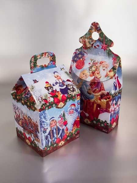 Berezka West - paketici-kutije (ruska čokolada)