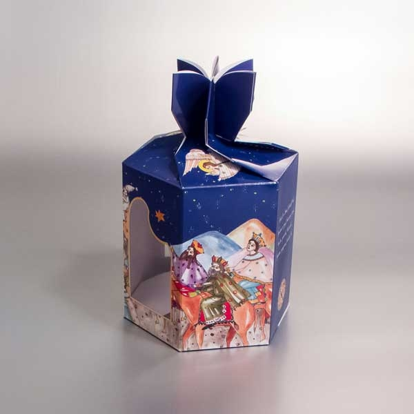 šestougaona kutija - SPC USA