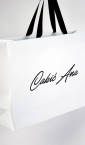 Specijalna kesa sa ručkama od ripsa / Ria Couture (Ana Cakić)