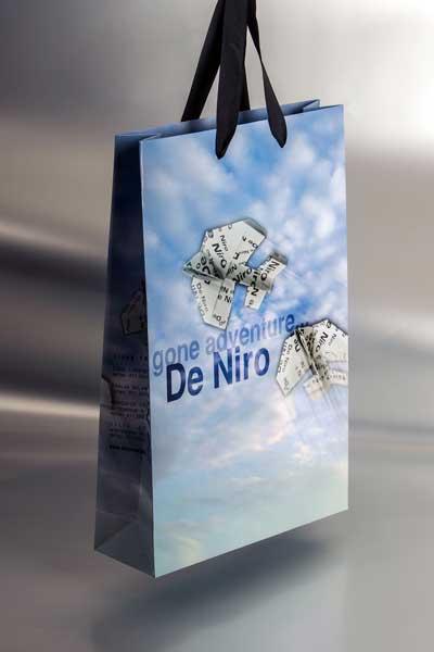 "Luksuzna reklamna kesa ""De Niro"""
