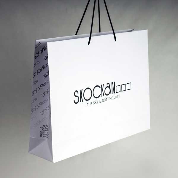Luksuzne butik kese, model XXL / Skockan